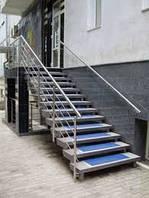 Наружные лестницы