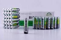 Батарейка АА/AAA R06/R03  пальчик и мизинец Bionom, фото 1