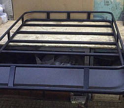 Багажник на крышу Экспедиционный багажник 180х125 без сетки