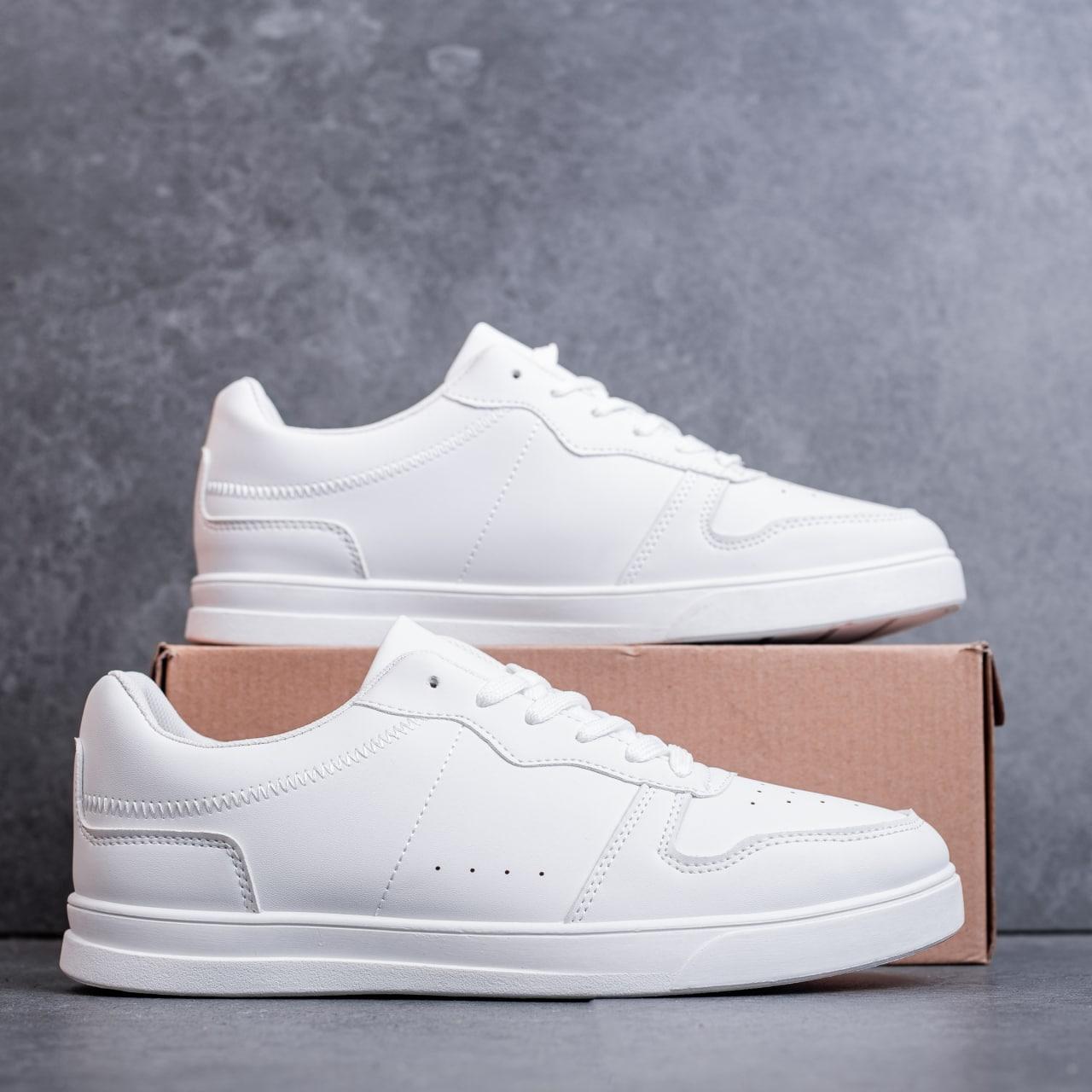 Чоловічі кросівки Ізі Форс (білі)