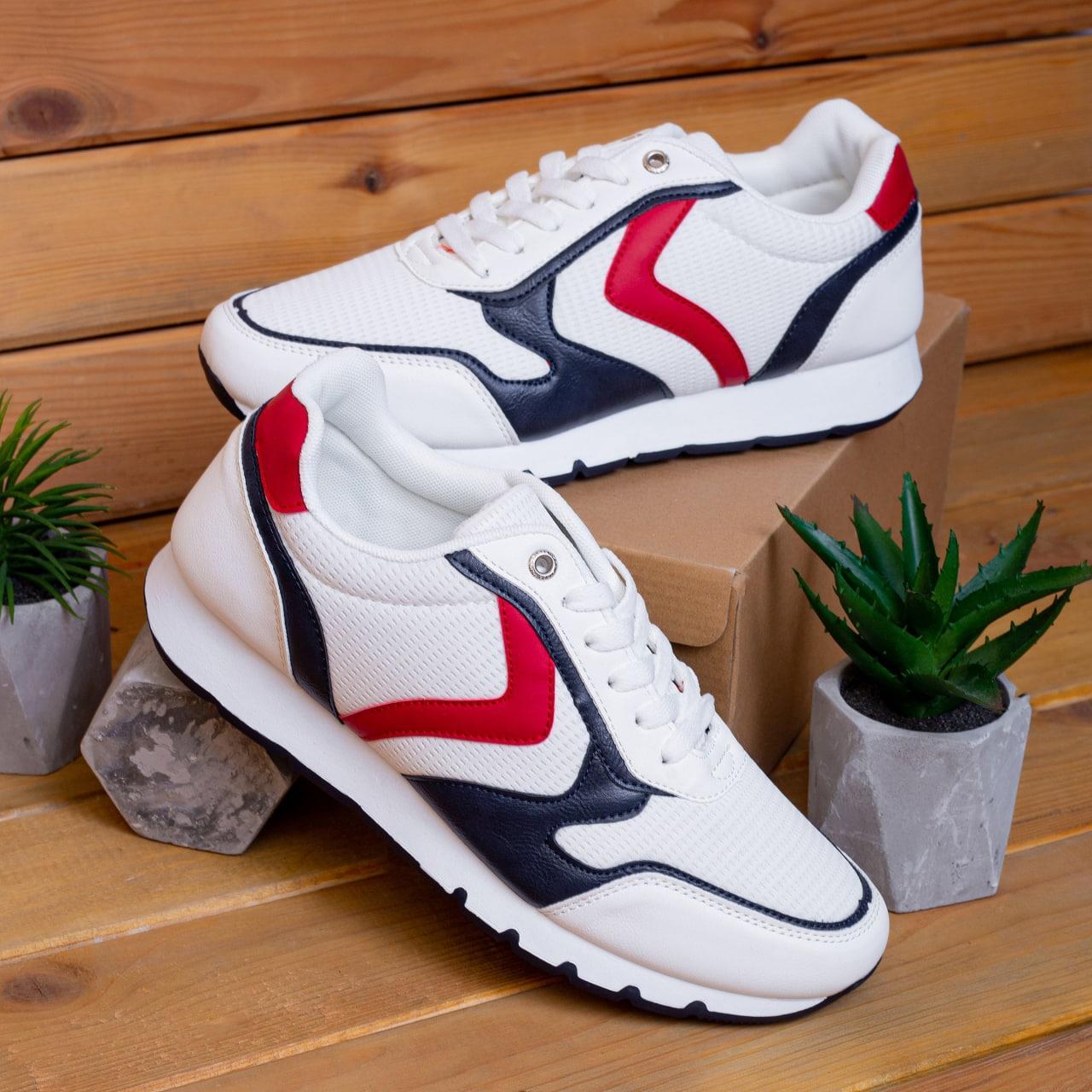 Чоловічі кросівки Гилиполос (білі)