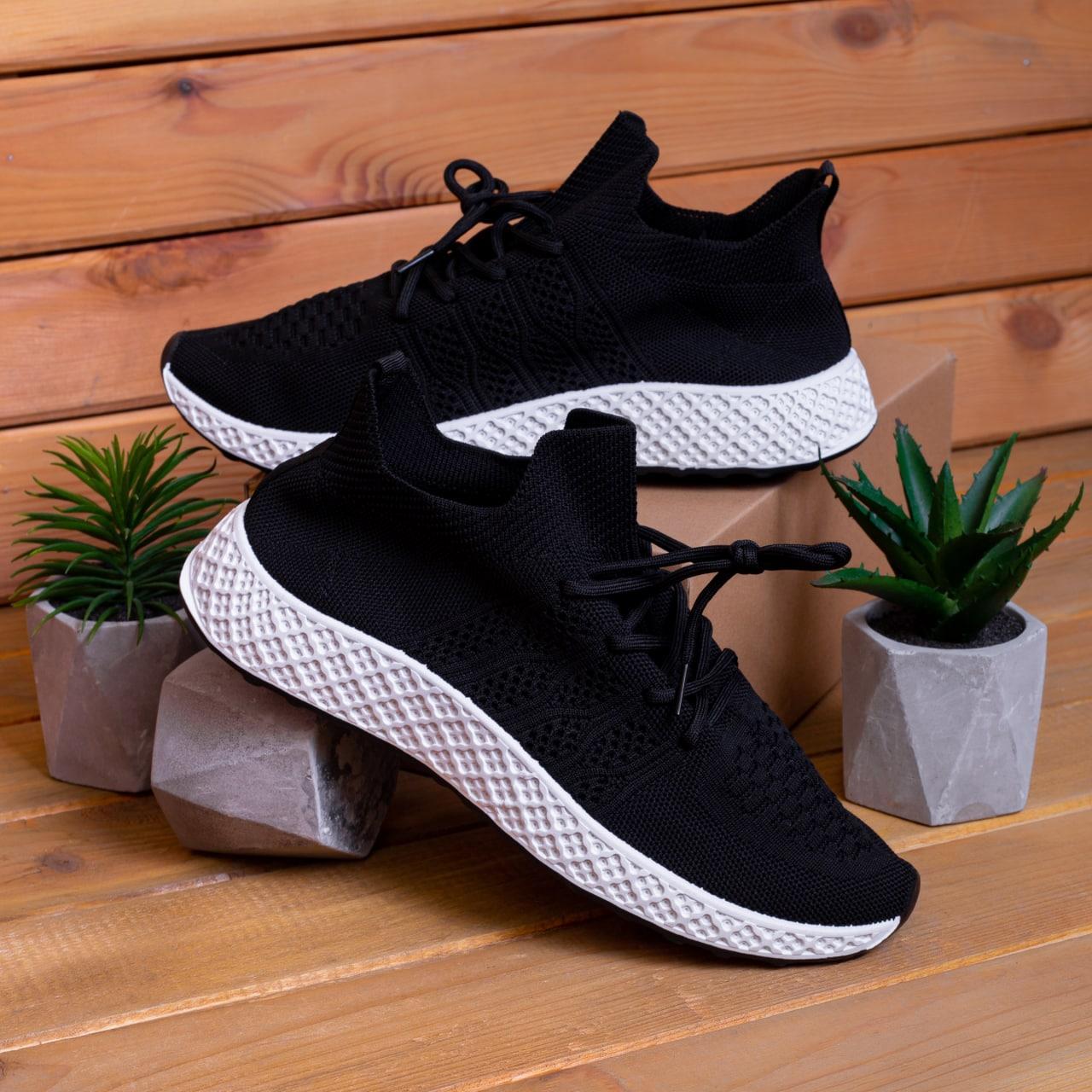 Чоловічі кросівки Шовел ЛБ (чорні)