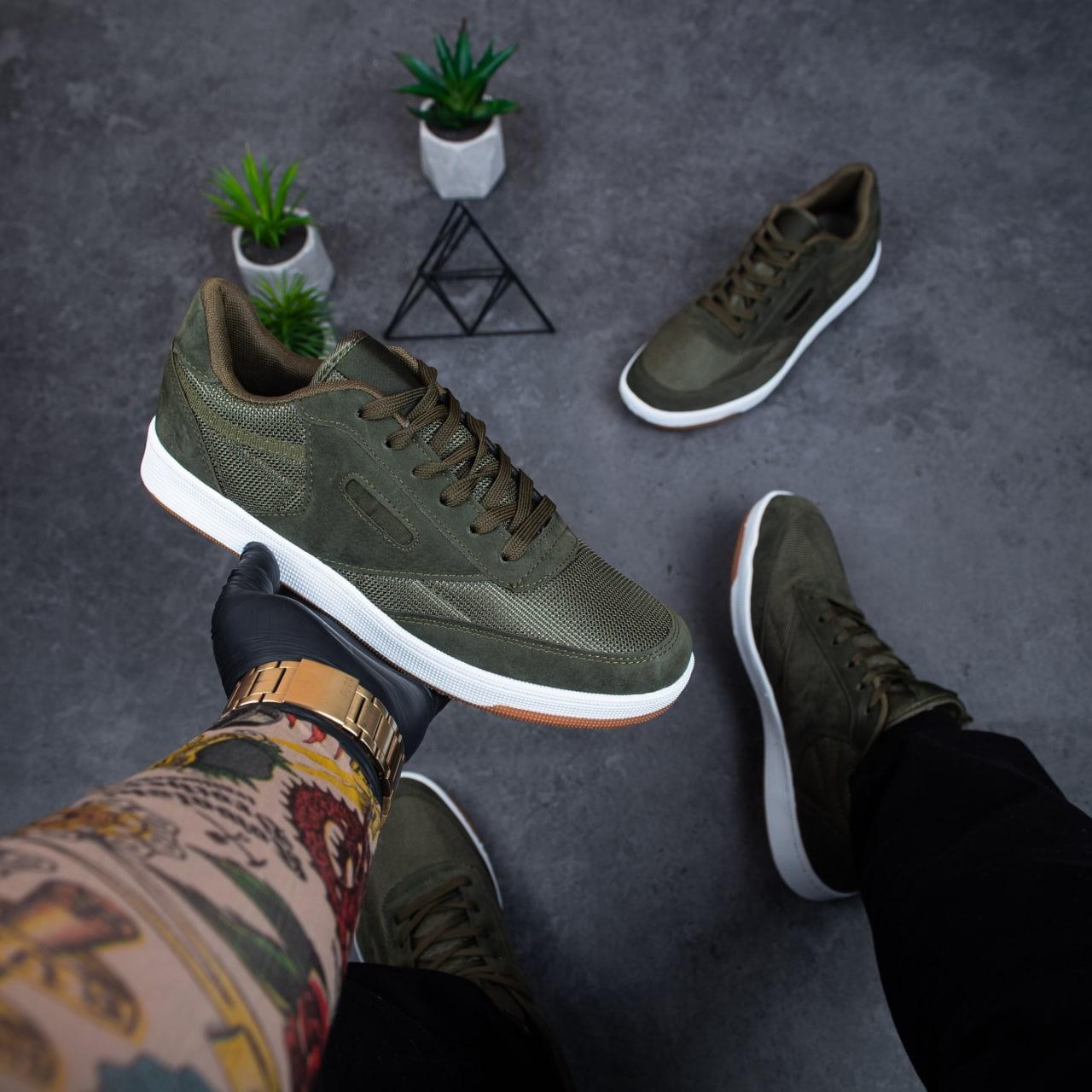 Мужские кроссовки Форест Бута (хаки)