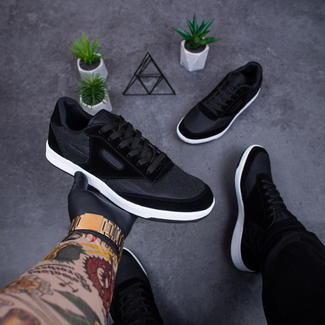Чоловічі кросівки Форест Бута (чорні)
