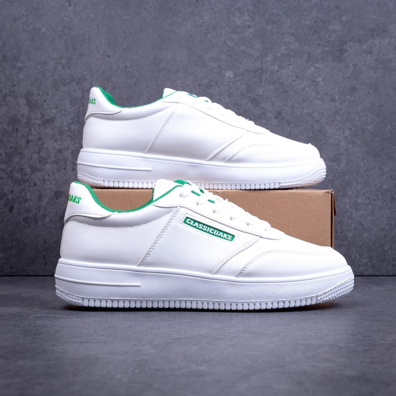 Мужские кроссовки Идеал классик (белые) 41-44р