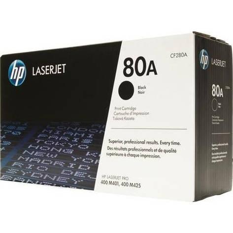 Картридж HP CF280A (HP 80A), фото 2