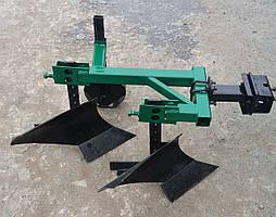 """Плуг двухкорпусный ПмМ-2 для мототрактора ТМ""""Зализо"""