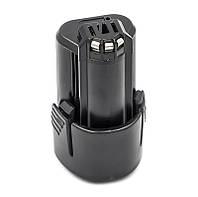 Аккумулятор PowerPlant для шуруповертов и электроинструментов BOSCH 10.8V 1.5Ah Li-ion