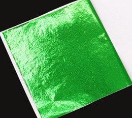 Поталь Зеленая 9*9 см от 25 листов