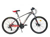 """Горный велосипед Crosser X880 26"""" , рама 15,5, красный"""