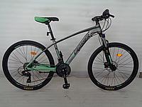"""Горный велосипед Crosser X880 26"""", рама 15,5,  зелёный"""