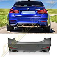 Бампер задний стиль M3 для BMW 3 F30