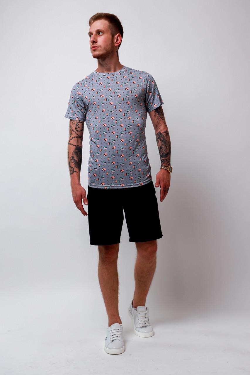Чоловічий річний Комплект футболка і шорти