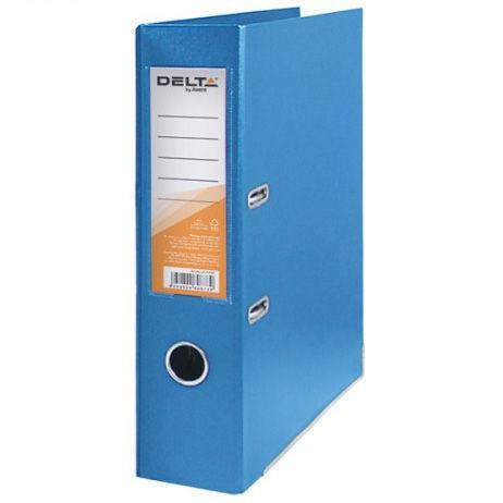 Папка реєстратор А4 7,5 см Delta D1712*_Оранжевый