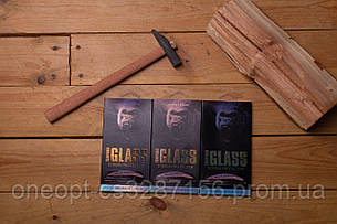 Упаковка для защитных стекол King Kong с комплектом фибр