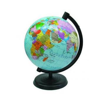 Глобус  настольный диаметр 22см МаркоПоло на пластиковой ножке политический гп22