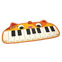 Музичний килимок-піаніно - Мяуфон Battat LB1893Z, фото 1