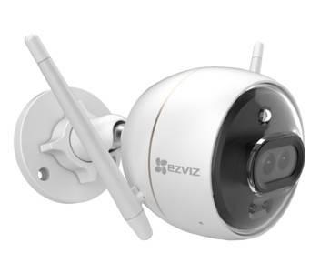 2 Мп Wi-Fi камера EZVIZ з двосторонньої аудіозв'язку і сиреною CS-CV310-C0-6B22WFR (2.8 ММ)