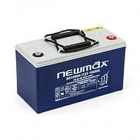 Гелевый  аккумулятор Newmax 100 Aч