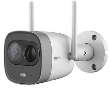 2 МП циліндрична Wi-Fi відеокамера з SD картою і звуком IPC-G26EP