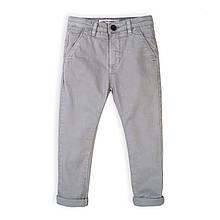 Детские серые брюки чинос для мальчиков 3-8 лет, 98-104 см