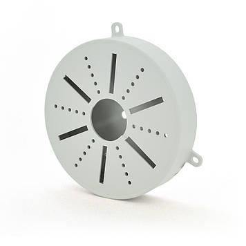 Кронштейн для камери PiPo PP- Semisphere, кріплення до стелі, білий, пластик