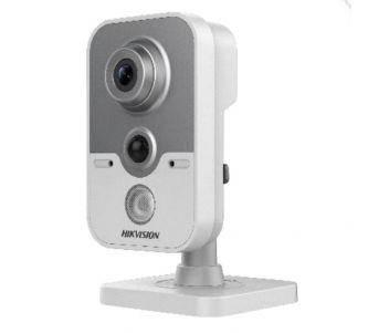 2МП Камера кубічна Hikvision зі звуком DS-2CE38D8T-PIR (2.8 мм