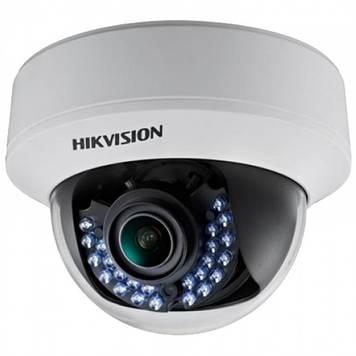 2 Мп HD-TVI / AHD / CVI / CVBS відеокамера DS-2CE56D0T-VFIRF (2,8-12 мм)