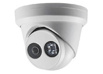 4 Мп ІК купольна відеокамера з SD картою Hikvision DS-2CD2343G0-I (2.8 мм)