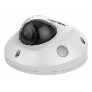 4МП купольна вуличні / внутр відеокамера сWi-Fi і SD картою DS-2CD2543G0-IWS (2,8 мм)