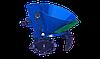 Картофелесажалка для мотоблока К-1ЦУ (синяя)