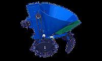 Картофелесажалка для мотоблока КСМ-1ЦУ (синяя)