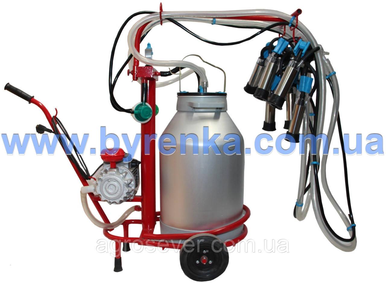 Доїльний апарат Берізка-2