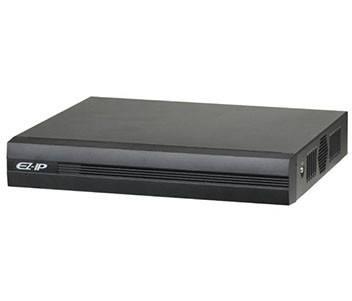 8-канальний Компактний 1U 8PoE мережевий відеореєстратор NVR1B08HS-8P / E
