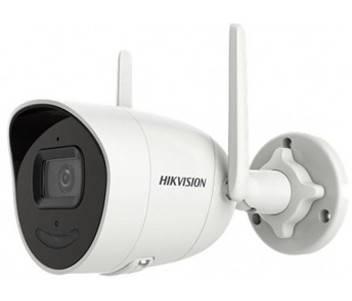 2-мегапіксельна IP відеокамера Hikvision Wi-Fi модулем DS-2CV2021G2-IDW (D) (2.8 ММ)