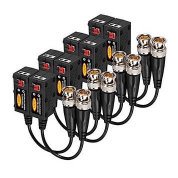 Пасивний приймач відеосигналу з'єднується 01HD P05 AHD / CVI / TVI, 720P / 1080P - 600/350 метрів, ціна за