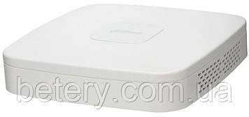 4-канальний AHD / HDCVI / HDTVI / АНАЛОГ / IP відеореєстратор DH-XVR5104C-X1