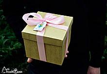 Подарунковий набір чаїв: ягідний та трав'яний