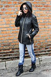 Куртка Вікторія Весна (Tempo) (46/чорний)