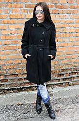 Пальто Стиль (Tempo) (48/чёрный)