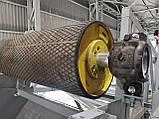 Футеровка, обрезинка, гуммировка роликов виброизоляционными резиновыми кольцами,- полиуретановыми., фото 8