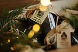 Подарунковий набір варення: з соснових шишок, калини, волоських горіхів, фото 6