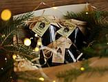 Подарунковий набір варення: з соснових шишок, калини, волоських горіхів, фото 3