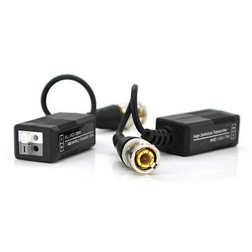 Пасивний приймач відеосигналу Merlion AHD / CVI / TVI, 720P / 1080P - 300/200 метрів, під затиск без болтів