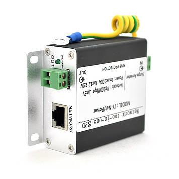 Грозозахист для мереж LAN і живленням POE (Network + Power Lightning)