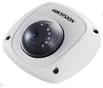 2 Мп Ultra-Low Light Turbo HD відеокамера з звуком DS-2CE56D8T-IRS (2.8 мм)