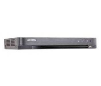 4-канальний Turbo HD відеореєстратор з підтримкою аудіо по коаксіалі DS-7204HUHI-K1 (S)