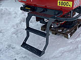 РУМ 2200, Розкидач мінеральних добрив РУМ 2200 «D-Pol»., фото 4