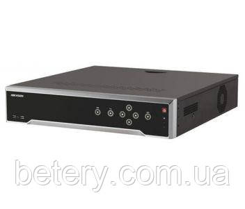 16-канальний IP відеореєстратор сРоЕ на 16 портів DS-7716NI-I4 / 16P (B)