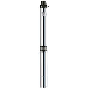 Скважинные электронасосы Насосы плюс оборудование Скважинный электронасос KGB 100QJD8-35/8-1,1D (муфта, пульт